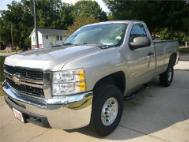 2008 Chevrolet Silverado 2500HD Work Truck