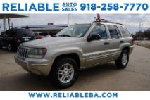2004 Jeep Grand Cherokee Columbia Edition