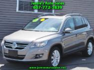 2009 Volkswagen Tiguan SEL 4Motion