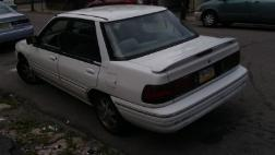 1996 Mercury Tracer Base