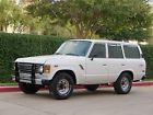 1987 Toyota Land Cruiser Base