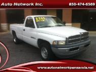 2000 Dodge Ram 1500 Reg. Cab Long Bed 2WD
