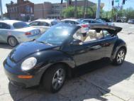 2008 Volkswagen New Beetle S