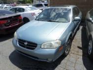 2001 Nissan Maxima GLE