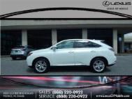 2011 Lexus RX 450h Base