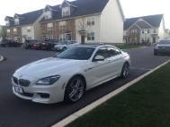 2015 BMW 6 Series i xDrive