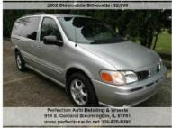 2002 Oldsmobile Silhouette GLS