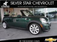 2012 MINI Cooper Convertible Base