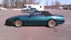 1991 Pontiac Firebird Base