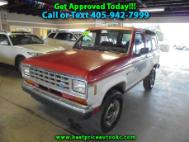 1988 Ford Bronco II 4WD