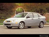 2002 Ford Focus LX