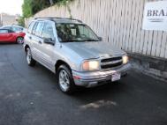 2002 Chevrolet Tracker Base