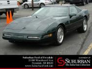 1996 Chevrolet Corvette Base