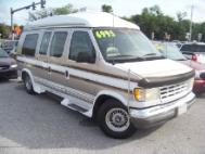 1996 Ford Econoline Cargo Van
