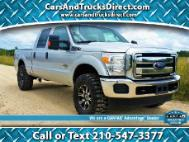 2013 Ford F-250 XLT Crew Cab Short Bed 4WD