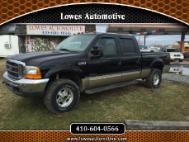 2000 Ford Super Duty F-250 Lariat Crew Cab Long Bed 4WD