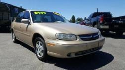 2002 Chevrolet Malibu LS