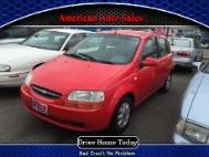 2005 Chevrolet Aveo Special Value