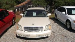2002 Cadillac DeVille Base