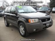 2002 Ford Escape XLT Choice