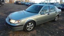 2001 Saab 9-5 SE V6t