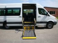 2008 Dodge Sprinter 2500 170 WB
