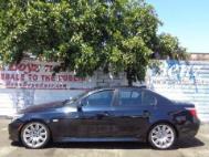 2009 BMW 5 Series 550i