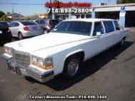 1989 Cadillac Brougham Base