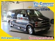 2002 Chevrolet Express Wagon