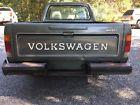1982 Volkswagen Pickup Base