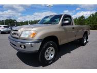 2005 Toyota Tundra Base