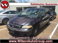 1998 Chrysler Town and Country SX