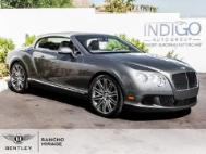2014 Bentley Continental GT Speed Base