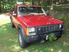 1989 Jeep Comanche Base
