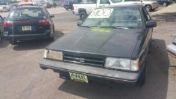 1987 Subaru GL Base