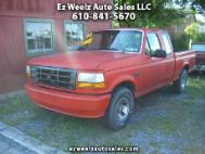 1993 Ford F-150 XL SuperCab 2WD