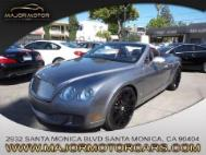 2011 Bentley Continental GTC Speed Base