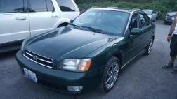 2000 Subaru Legacy GT Limited