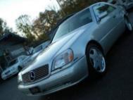 1999 Mercedes-Benz CL-Class CL500
