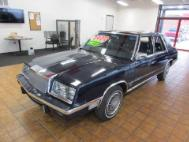 1985 Chrysler New Yorker Base