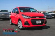 2016 Chevrolet Spark LS Manual