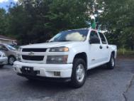 2005 Chevrolet Colorado LS