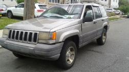 1998 Jeep Grand Cherokee TSi