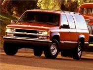 1999 Chevrolet Suburban C1500