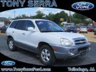 2006 Hyundai Santa Fe Limited