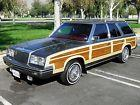 1982 Chrysler Le Baron Town and Country
