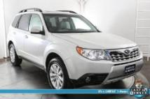 2013 Subaru Forester 2.5X Limited