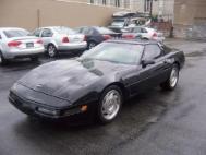 1996 Chevrolet Corvette Base