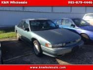 1995 Oldsmobile Cutlass Supreme S