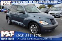 2002 Chrysler PT Cruiser Touring Edition
